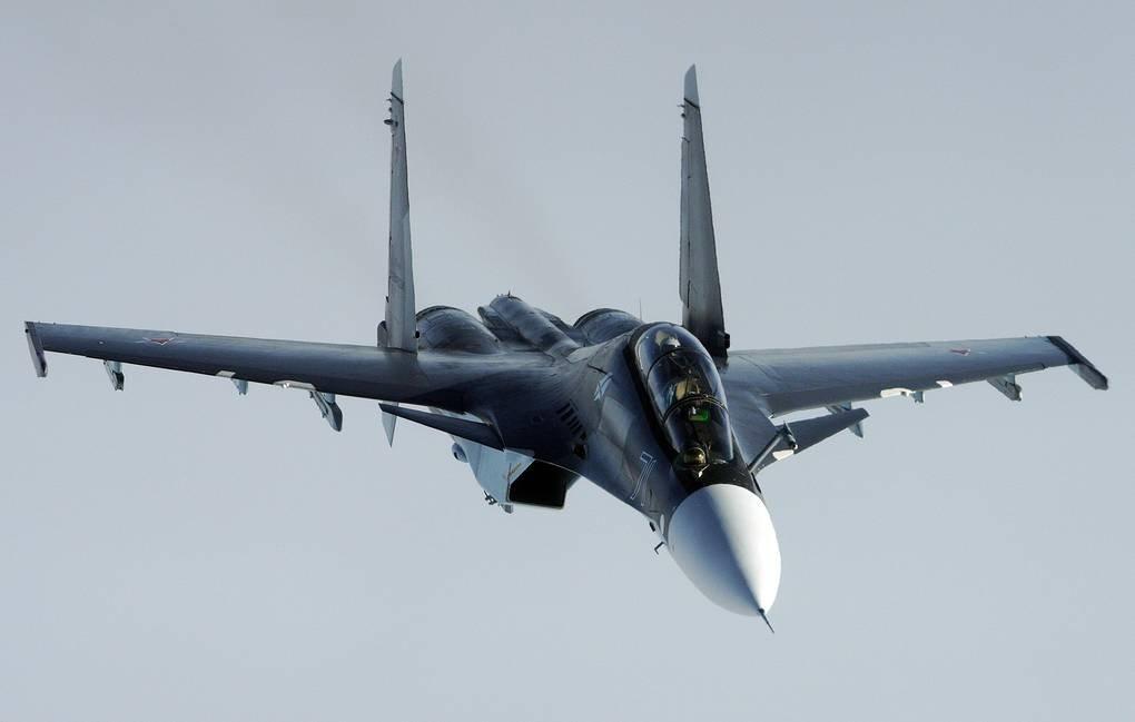 Қозоғистонда Су-30 қирувчи самолёти фалокатга учради