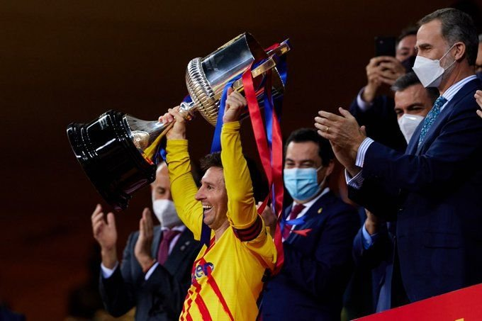 """Lionel Messi: """"Sardor sifatida kubokni ko'tarish yoqimli"""""""