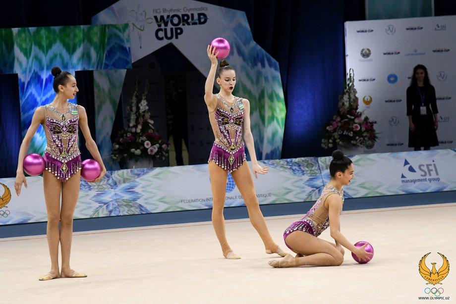 Gimnastikachi qizlarimiz tarixiy natija qayd etishdi