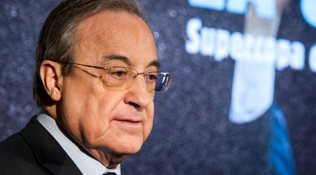 Florentino Peres o'zi tashkil qilgan Yevropa Superligasi haqida nimalar dedi?
