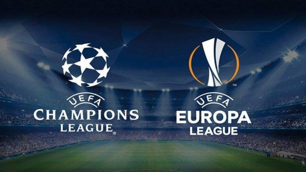 УЕФА Чемпионлар лигаси ва Европа лигасини тўхтатади