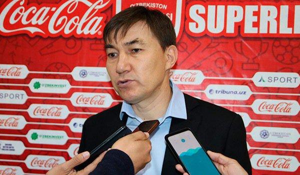 """Baxtiyor Ashurmatov: """"Afsuski, futbolda ko'p murabbiylarga, muxlislarga yoki jurnalistlarga hozirgi kun yutug'i kerak"""""""