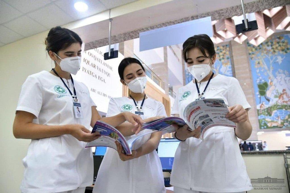 Klinik ordinatura kvotalari ikki baravar oshiriladi