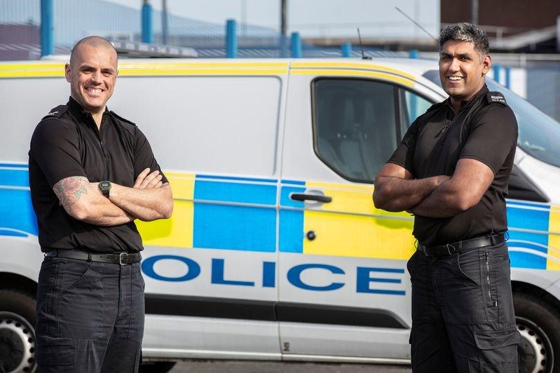 Musulmon bo'lmagan politsiyachi Ramazon oyida ro'za tutadi