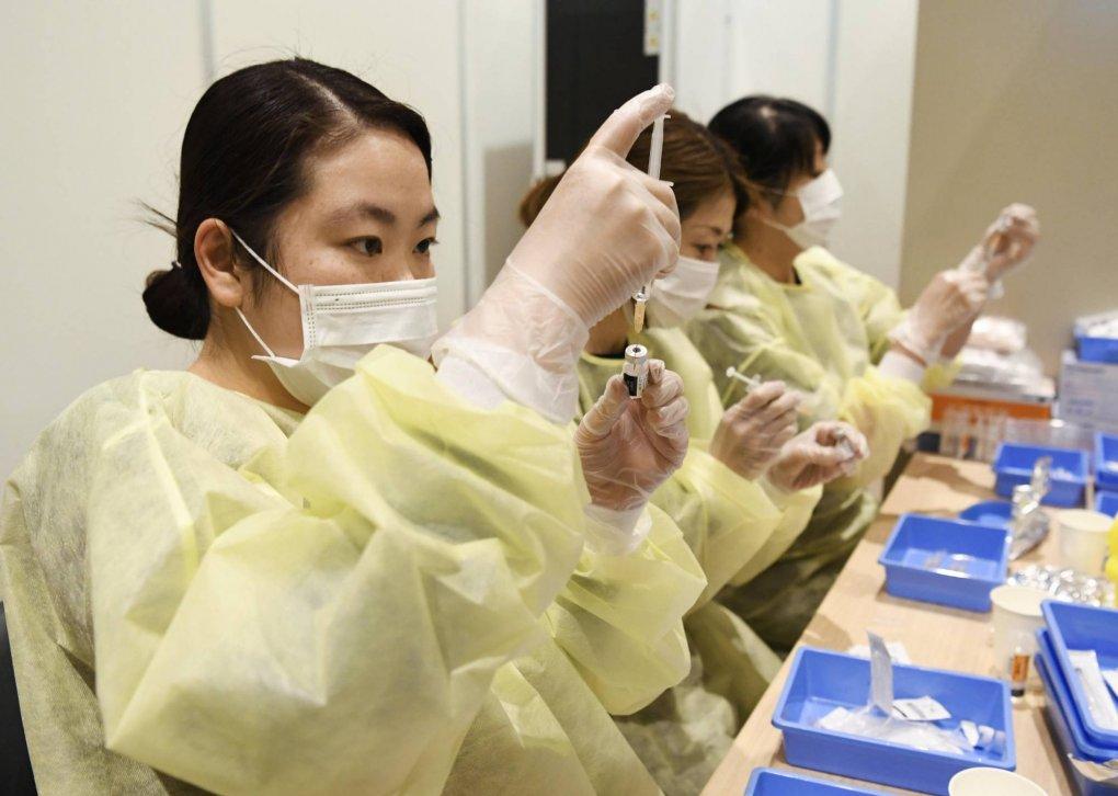 Йил охиригача япон вакцинаси ҳам фойдаланишга татбиқ этилиши мумкин