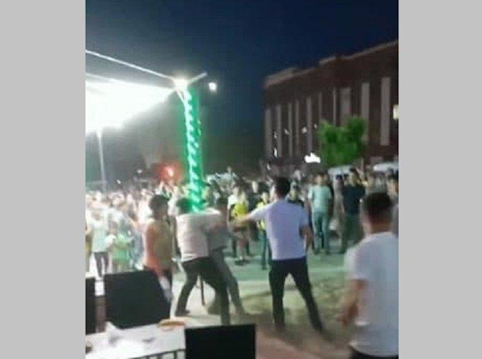 Нукусда фестивалдан сўнг оммавий жанжал юзага келди