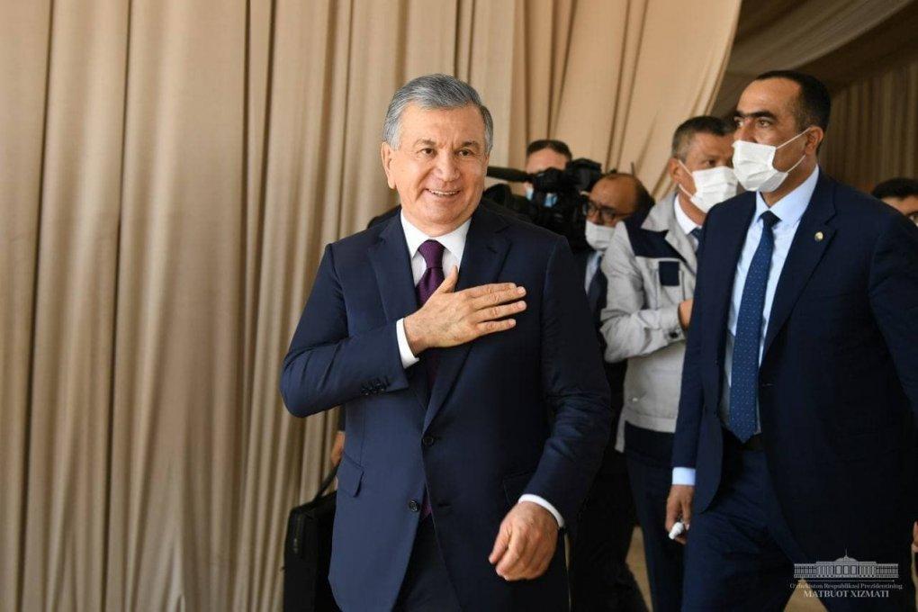 Shavkat Mirziyoyev koronavirusga qarshi to'liq emlangani ma'lum bo'ldi