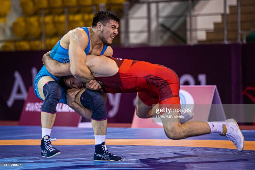 Tokio-2020. Erkin kurashchimizning raqibi Olimpiadaning amaldagi chempioni