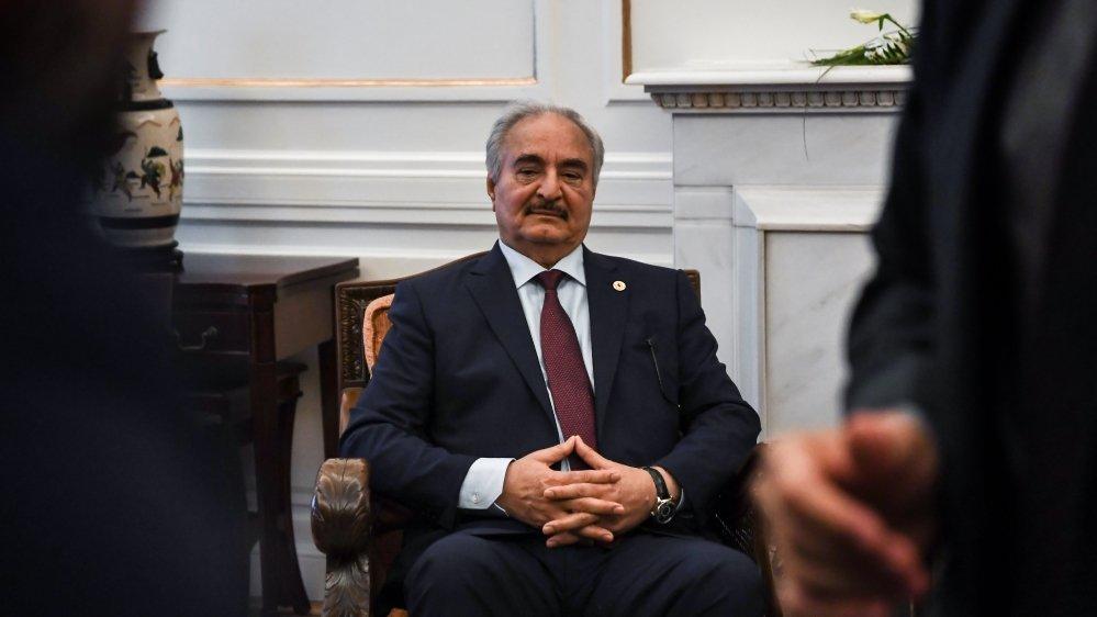 Ливия: Халифа Ҳафтар энди президент бўлмоқчи