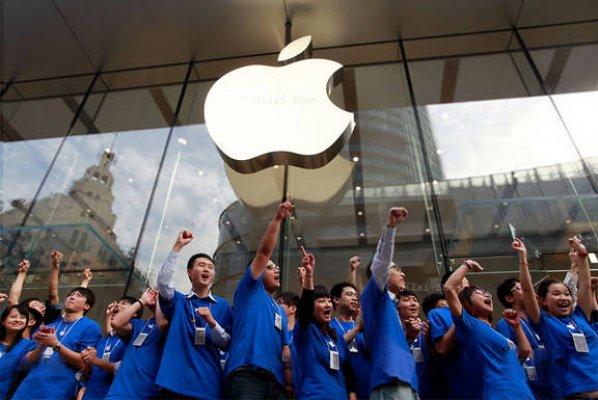 Apple компанияси Samsung дан бозорнинг 3 фоизини тортиб олди