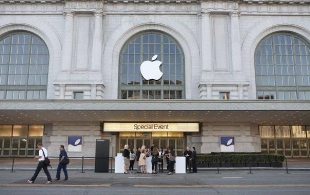Apple акциялари тақдимотдан кейин 2 фоизга тушиб кетди
