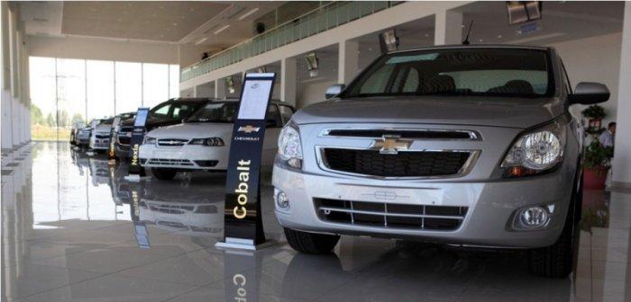 GM Uzbekistan avtomobillarining salondagi narxlari (2015 yil, 12 oktyabr)