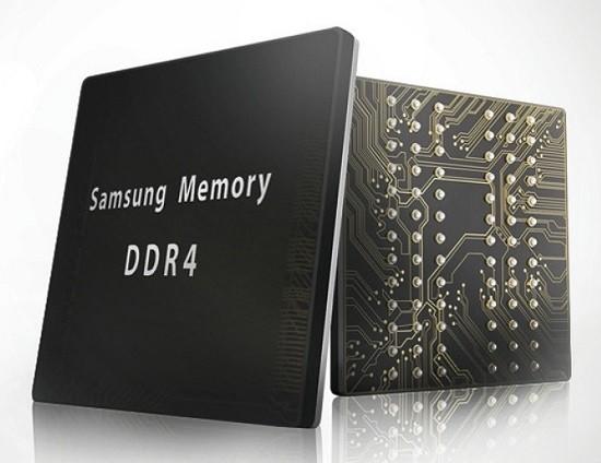Samsung iPhone 6S ва LG G4 учун DDR4 хотира карталарини етказиб беради