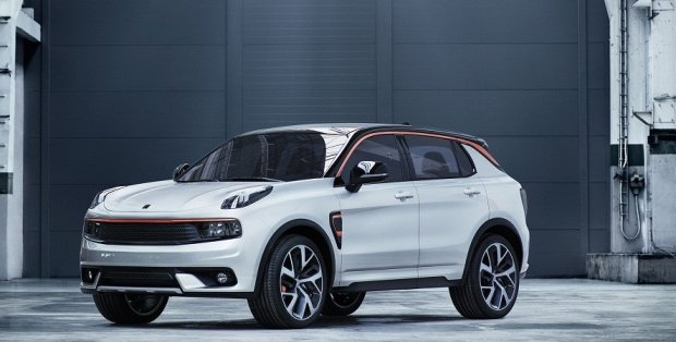 Lynk&Co 01 — Geely ва Volvoдан янги кроссовер